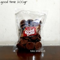 good time 200gr. snack biskuit coklat kilo 200 gr