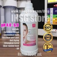Refill 1000 ml Beauty Water by kangen water refil isi ulang 1 Liter