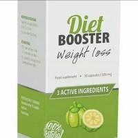 obat herbal DIET BOOSTER Weight Loss suplement pelangsing tubuh asli