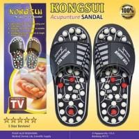sandal refleksi kongsui..sandal magnet terapi alas kaki