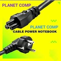 Kabel Power Adaptor Charger Cassan Laptop 3 Lubang
