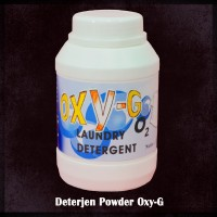 Deterjen Powder Oxy-G / Detergent Laundry Pencerah Warna 1 Kg