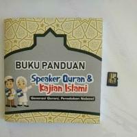 Memory 16 GB Full 9999 content + Buku Panduan