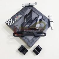 PROMO COVER PELINDUNG CALIPER GUARD BLACK DIAMOND PCX ADV VARIO BEAT