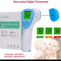 AICARE Medical Infrared Thermometer A66 Import