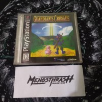 kaset game guardians crusade playstation 1