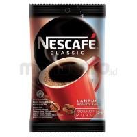 nescafe classic kopi lampung 50gr
