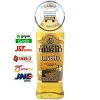 Filippo Berio Pure Olive Oil / Minyak Zaitun 1Liter