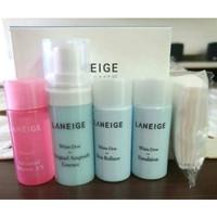 LANEIGE Brightening Trial Kit 5 item / Paket Whitening