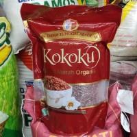 Beras Merah Organik Kokiku 2KG (Original 100%)