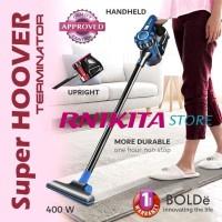 BOLDE SUPER HOOVER TERMINATOR - Vacuum Cleaner-MESIN TIDAK CEPAT PANAS