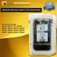 Cartridge Tinta Canon CL811 CL 811 CL-811 Color Original IP2770 mp258