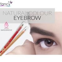 Fanbo Pensil Alis Coklat (Eyebrow) RED Fantastic /GOLD