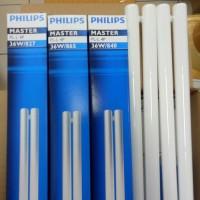 Lampu PLL Philips 36w 36watt 827 840 865