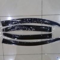 New Arrival Talang Air Hujan Brio / Side Visor Mobil Honda Brio Slim