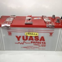 Limited! AKI YUASA PAFECTA N150 TRUCK KAPAL GREDER GENSET FORKLIFT TR
