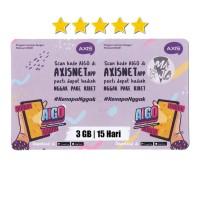 VOUCHER AXIS AIGO 3 GB [15 HARI] BONUS YOUTUBE DAN GAMES