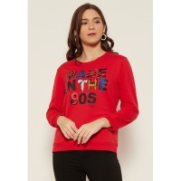 Carvil Sweater Wanita SWAN-7A RED