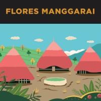 Kopi Single Origin Arabica Flores Manggarai Natural 250gr