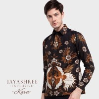 Jayashree Exclusive Regfit Kava Long Sleeve