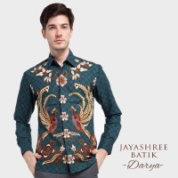 Jayashree Batik Slimfit Darya Long Sleeve
