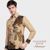 Jayashree Batik Slimfit Ranaya Long Sleeve