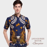 Jayashree Exclusive Garjita Slimfit Short Sleeve
