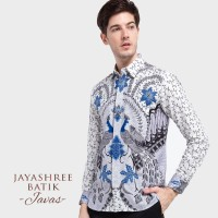 Jayashree Batik Slimfit Javas Long Sleeve