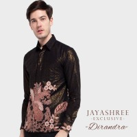 Jayashree Exclusive Slimfit Dirandra Long Sleeve