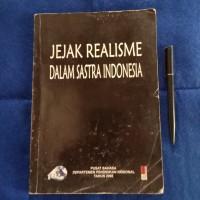 Jejak Realisme dalam Sastra Indonesia