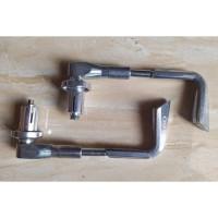 [PROMO] Proguard Progat Handguard Robot FULL Logam Babet SILVER- Motor