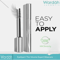 (BPOM) WARDAH EyeXpert The Volume Expert Mascara 7gr