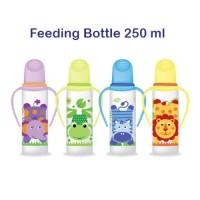 Baby Safe JS005 Feeding Bottle With Handle 250 ml Botol Susu Bayi