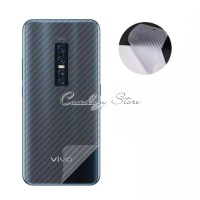 VIVO V17 PRO GARSKIN CARBON SCREEN GUARD SKIN CARBON VIVO V17 PRO