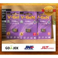mmc vgen 32gb class 6 / mmc / micro sd / memori micro sd vgen / V-GEN