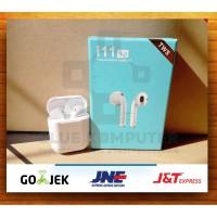 Bluetooth i11 TWS Touch 5.0 Wireless Pop Up Window Earphone