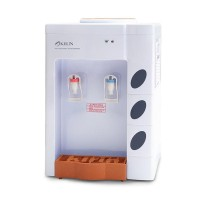 KIRIN WATER DISPENSER DESK (hot + netral) KWD-125WD