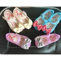 Pita Flat Shoes Jelly Shoes Led Sepatu Fashion Import Sepatu Anak