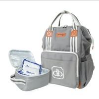 Dialogue Baby DGT7412 Tas Ransel + Cooler Bag Classy Series