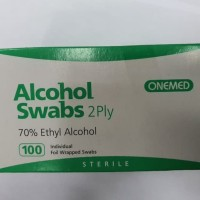 Alcohol Swab 70% OneMed
