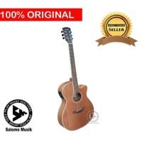 Gitar Akustik Acoustic Elektrik Electric Grande GWC-40MNS EQ