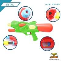Lumi Toys Super Water Gun Mainan Pistol Air Besar