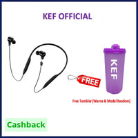 KEF Porsche Design MOTION ONE In-Ear Bluetooth Headphones