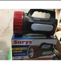 Senter Surya SHT 22 Led