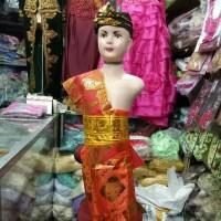 Pakaian adat anak baju bali pendet Lk