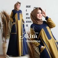 Gamis Syari Alecia Size XL XXL