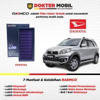 FIlter Udara Racing/Air Filter RAEMCO - Mobil Daihatsu Terios PAF0104