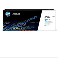 TONER CARTRIDGE HP LASERJET 658A CYAN ORIGINAL 100%