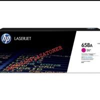 TONER CARTRIDGE HP LASERJET 658A MAGENTA ORIGINAL 100%