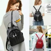 Tas Ransel Backpack Wanita / Tas Ransel Punggung Wanita Fashion KPop